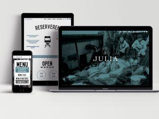 Julia |<br>Fish & Oysterbar