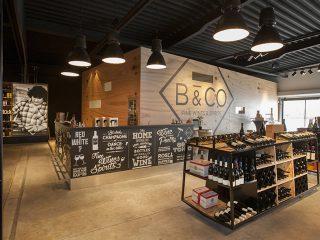 B&Co | Fine Wines & Spirits